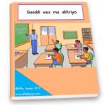 Geeddi ma akhriyo